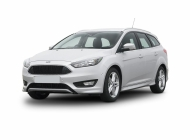 FORD FOCUS ESTATE 1.0 EcoBoost 125 Zetec 5dr