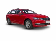 SKODA OCTAVIA DIESEL ESTATE 2.0 TDI CR vRS 5dr DSG [7 speed] [Black Pack]