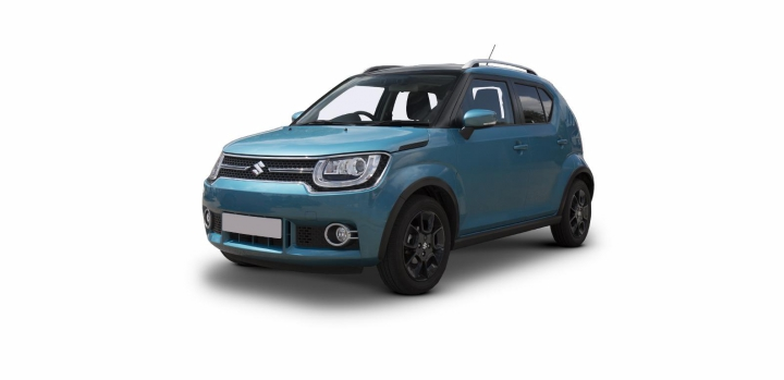 Customise your New Reg SUZUKI IGNIS HATCHBACK 1.2 Dualjet SZ-T 5dr Auto Cars Colour