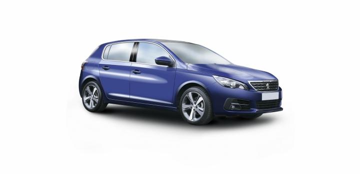 Customise your New Reg PEUGEOT 308 HATCHBACK 1.2 PureTech 130 Allure 5dr [Digital i-Cockpit] (2021.5) Cars Colour