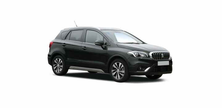 Customise your New Reg SUZUKI SX4 S-CROSS HATCHBACK 1.0 Boosterjet SZ4 5dr Cars Colour