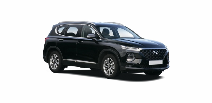 Customise your New Reg HYUNDAI SANTA FE DIESEL ESTATE 2.2 CRDi Premium 5dr 4WD Auto Cars Colour