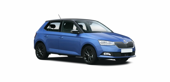 Customise your New Reg SKODA FABIA HATCHBACK 1.0 TSI SE L 5dr Cars Colour