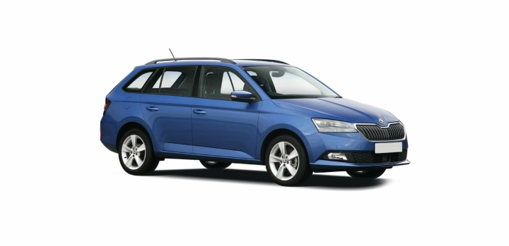 Customise your New Reg SKODA FABIA ESTATE 1.0 TSI 110 SE 5dr Cars Colour