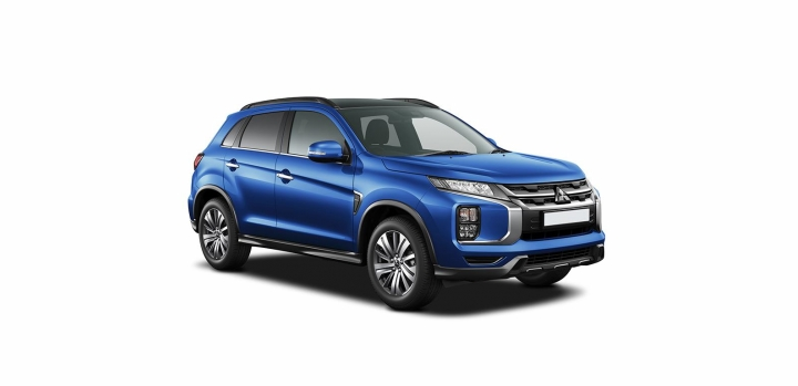 Customise your New Reg MITSUBISHI ASX ESTATE 2.0 Exceed 5dr CVT 4WD Cars Colour