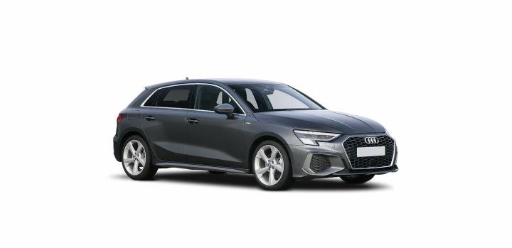 Customise your New Reg AUDI A3 DIESEL SPORTBACK 30 TDI S line 5dr (2021) Cars Colour