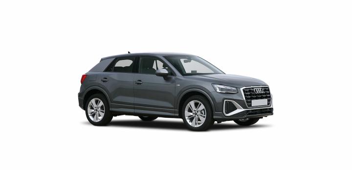 Customise your New Reg AUDI Q2 DIESEL ESTATE 30 TDI Sport 5dr (2022) Cars Colour